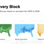 Mapping America block by block