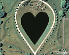 And last but not least, a Google Earth video tour of hearts found on earth…