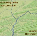 Register & Submit Presentations for Bucknell-hosted GIS conference