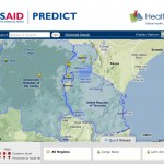 USAID launches new online map app for disease-tracking