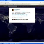 Visualizing Japan crisis map inputs