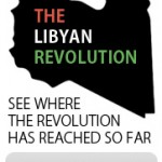 Libyan Revolution – view the map