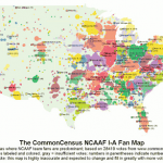 Nate Silver maps college football geography