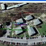 Mapping wheel-chair access at Bucknell
